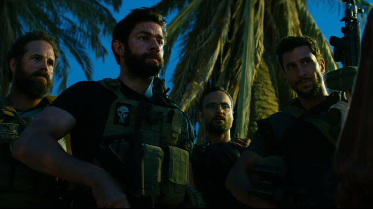 Tráiler - 13 Hours: The Secret Soldiers of Benghazi