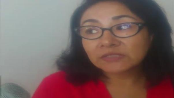 Las investigaciones preliminares revelan que no hay derrame del líquido de freno, indicó la Fiscal Maria Horna.