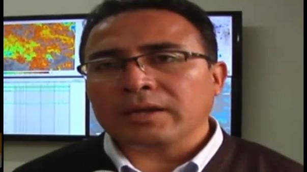 Director zonal en Arequipa, Guillermo Gutiérrez.