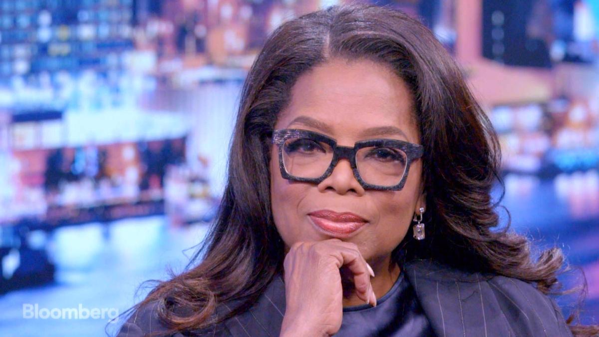 Oprah Winfrey es una de las conductoras televisivas más importantes en la historia de Estados Unidos.