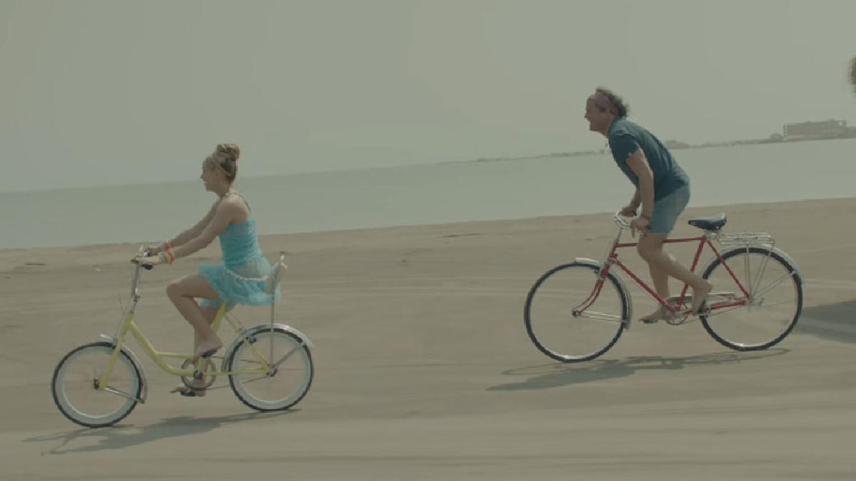 El videoclip de la