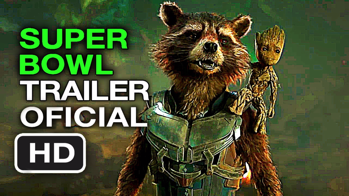 Guardianes de la Galaxia Vol. 2 - Trailer Super Bowl