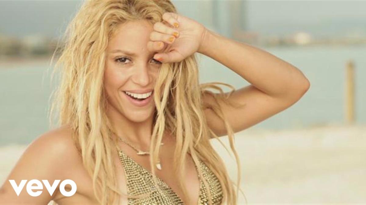 Shakira y El Cata - Loca