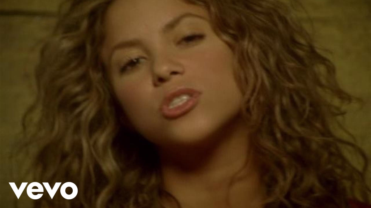 Shakira y Wyclef Jean - Hips don't lie