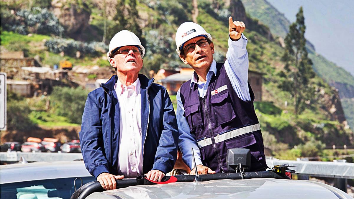 Kuczynski confió en la transparencia sobre la adenda de la concesión del Aeropuerto de Chinchero en Cusco.