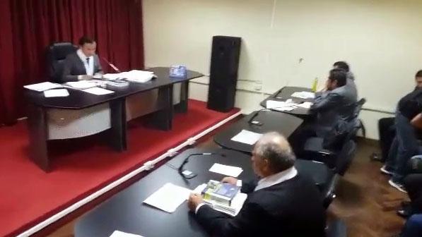 El acusado será trasladado en los próximos minutos al penal Ayacucho I.