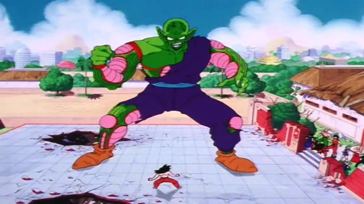 Será la segunda vez que Gokú pelee contra un rival 'gigante' en un Torneo de Artes Marciales.