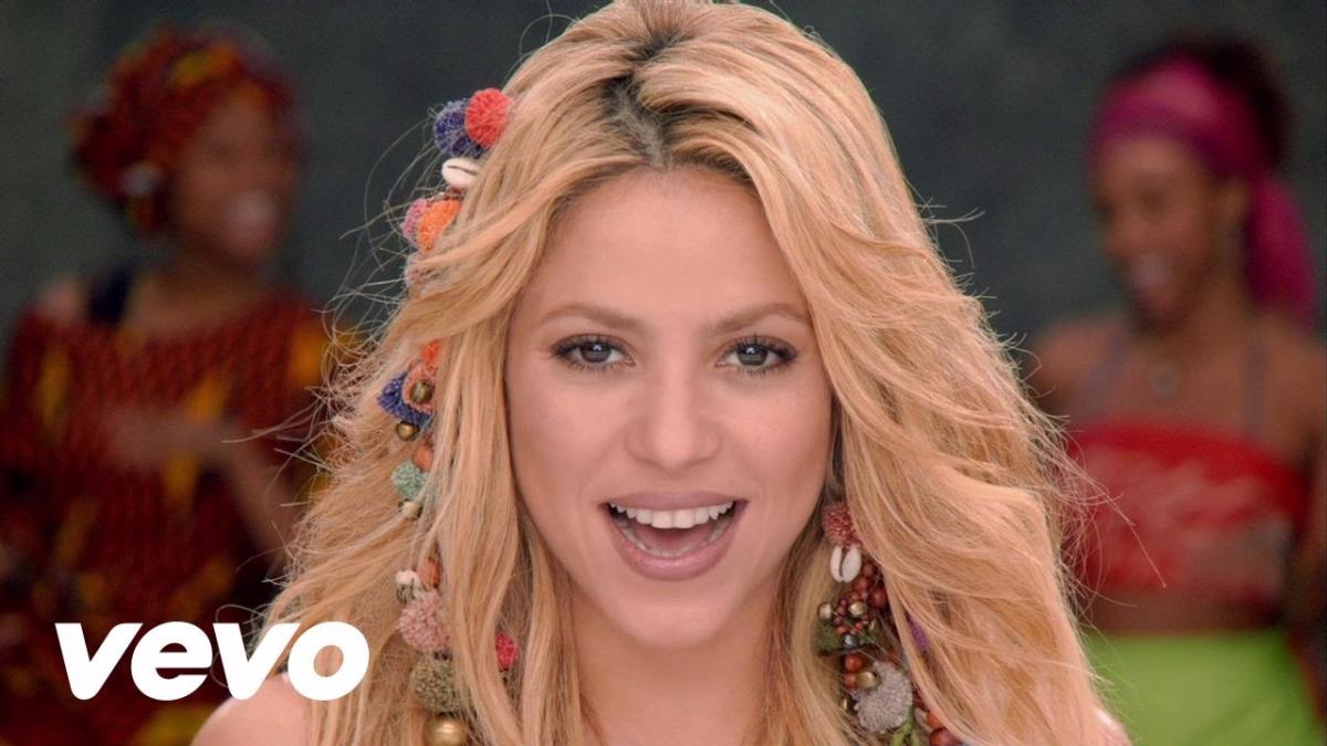 Shakira - Waka Waka (Canción oficial de la FIFA World Cup 2010)
