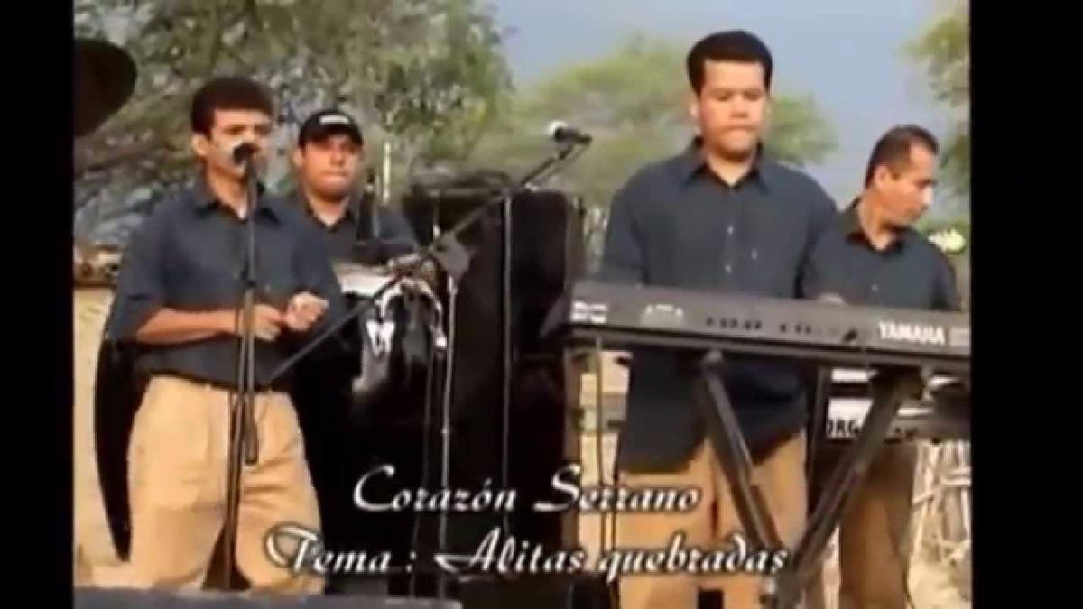 Corazón Serrano - Alitas Quebradas