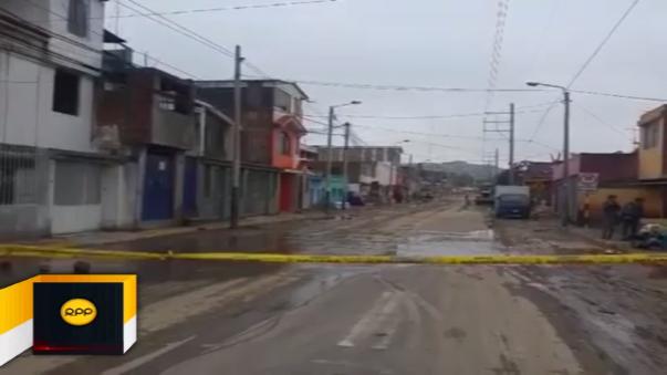 Las lluvias que se presentaron en los últimos meses ocasionaron daños en la ciudad, por lo que pedirán apoyo al gobierno central.