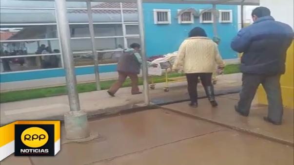 Dos hermanas resultaron afectadas tras la explosión de la bateria de un celular en el Cusco.