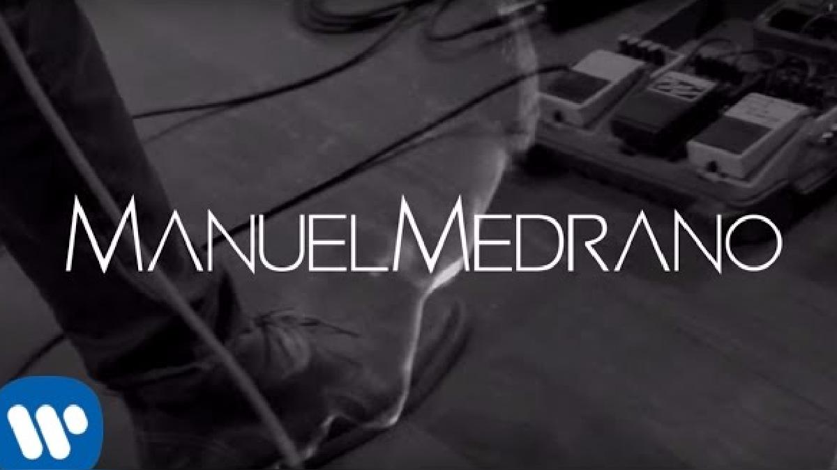 Manuel Medrano - Afuera del Planeta