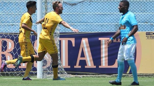 Revisa aquí todos los goles del partido entre Sporting Cristal y Cantolao.