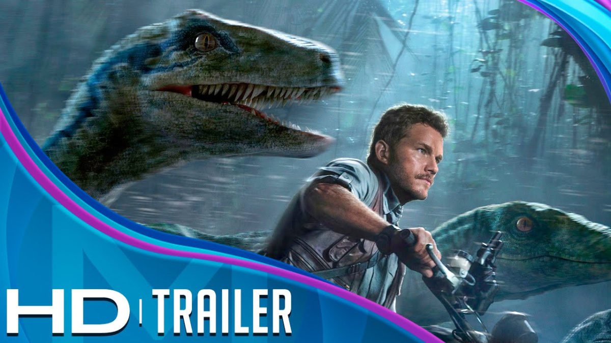 Jurassic World - Tráiler 2