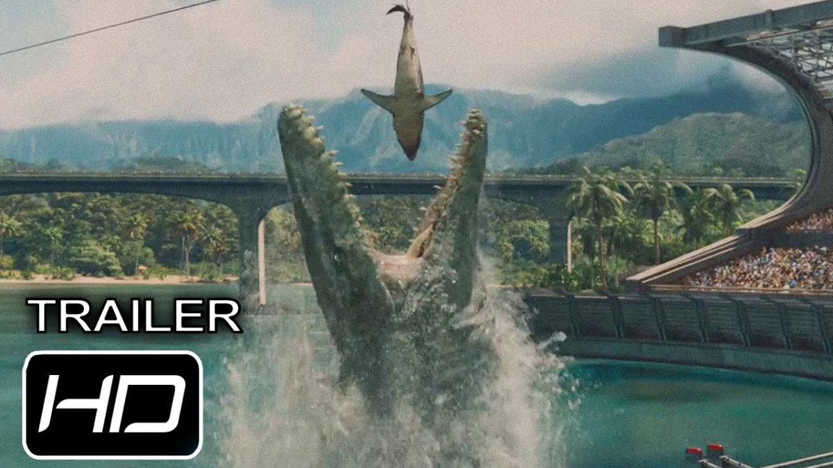 Jurassic World - Tráiler