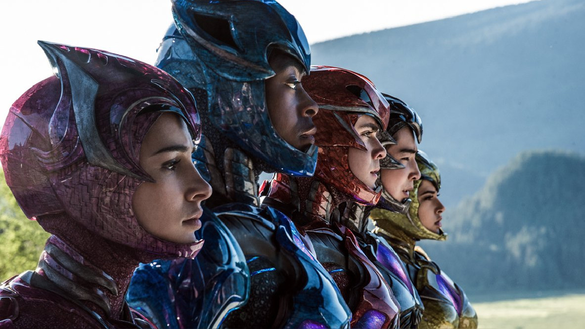 Power Rangers (Movie 2017) - Clip
