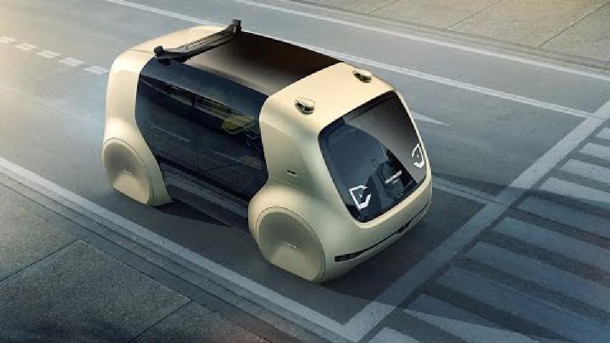 El carro del futuro según Volkswagen y que asegura que destronará a los taxis.