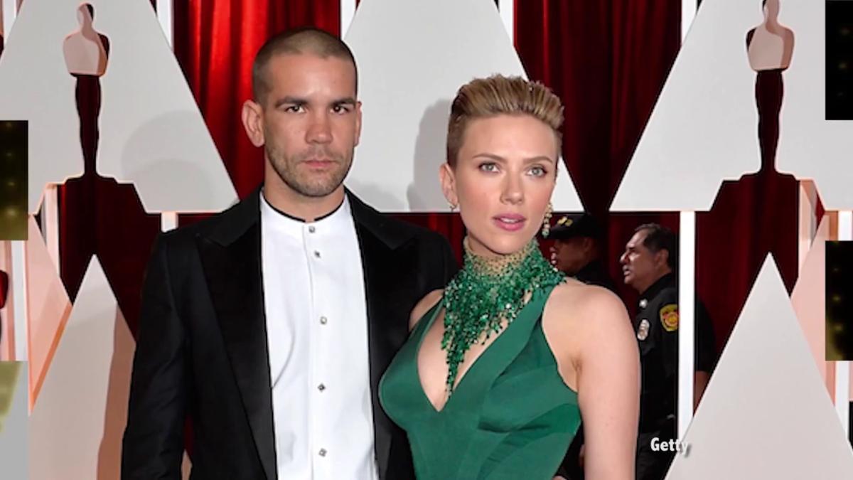 Divorcio de Scarlett Johansson y Romain Dauriac