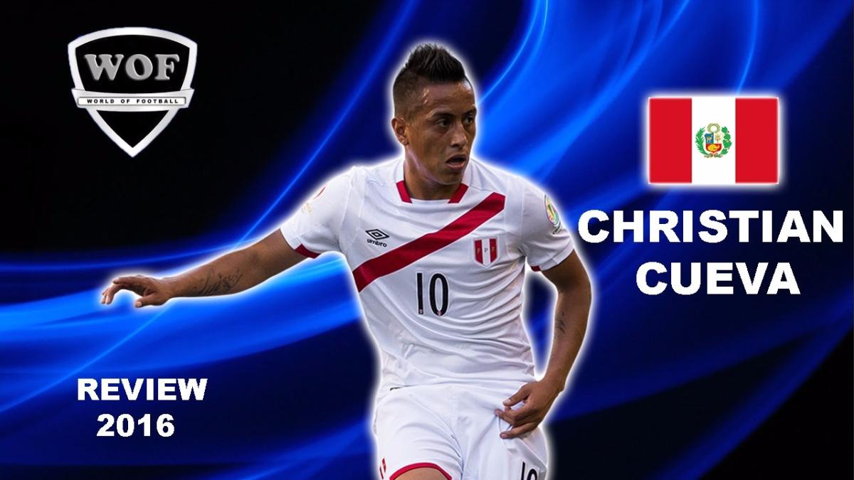 Christian Cueva llegó a Sao Paulo a mediados de 2016.