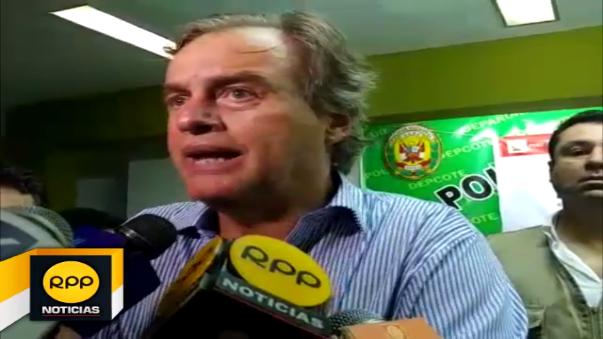 Durante su visita en la ciudad de Chiclayo el ministro también se pronunció sobre el Caso Yactayo y los policías con sobrepeso