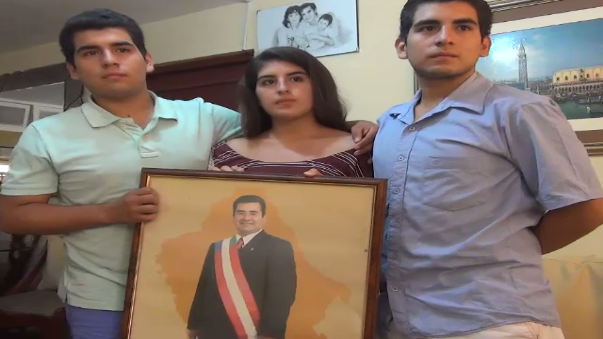 Hijos de César Álvarez consideraron exagerado el pedido de la Fiscalía.