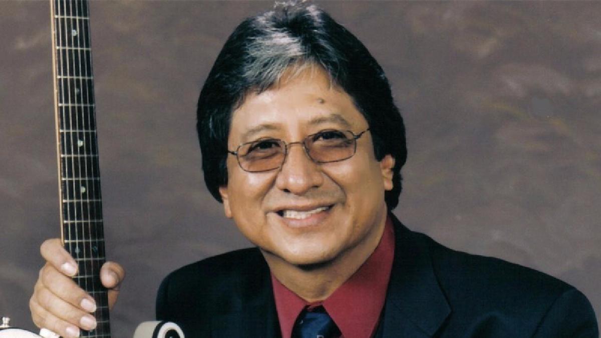 Aldo Guibovich, vocalista y fundador de Los Pasteles Verdes