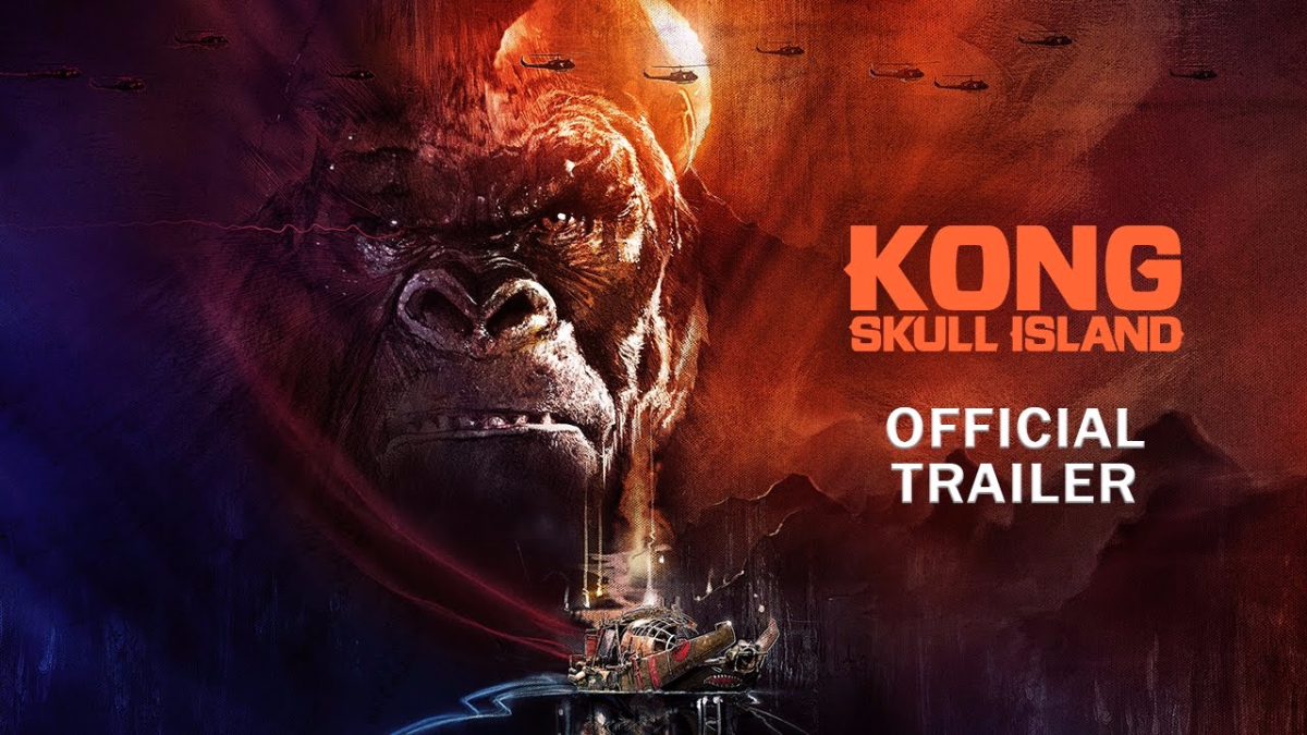 Este es el trailer de la película Kong: Skull Island.