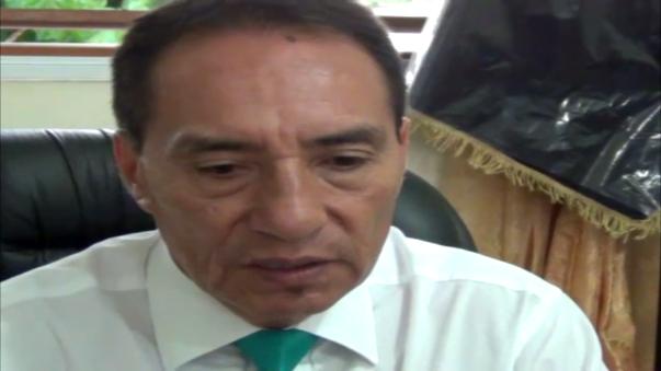El juez Kike Rodríguez aseguró que hay evidencias que vinculan en el crimen a Richard Sandoval.