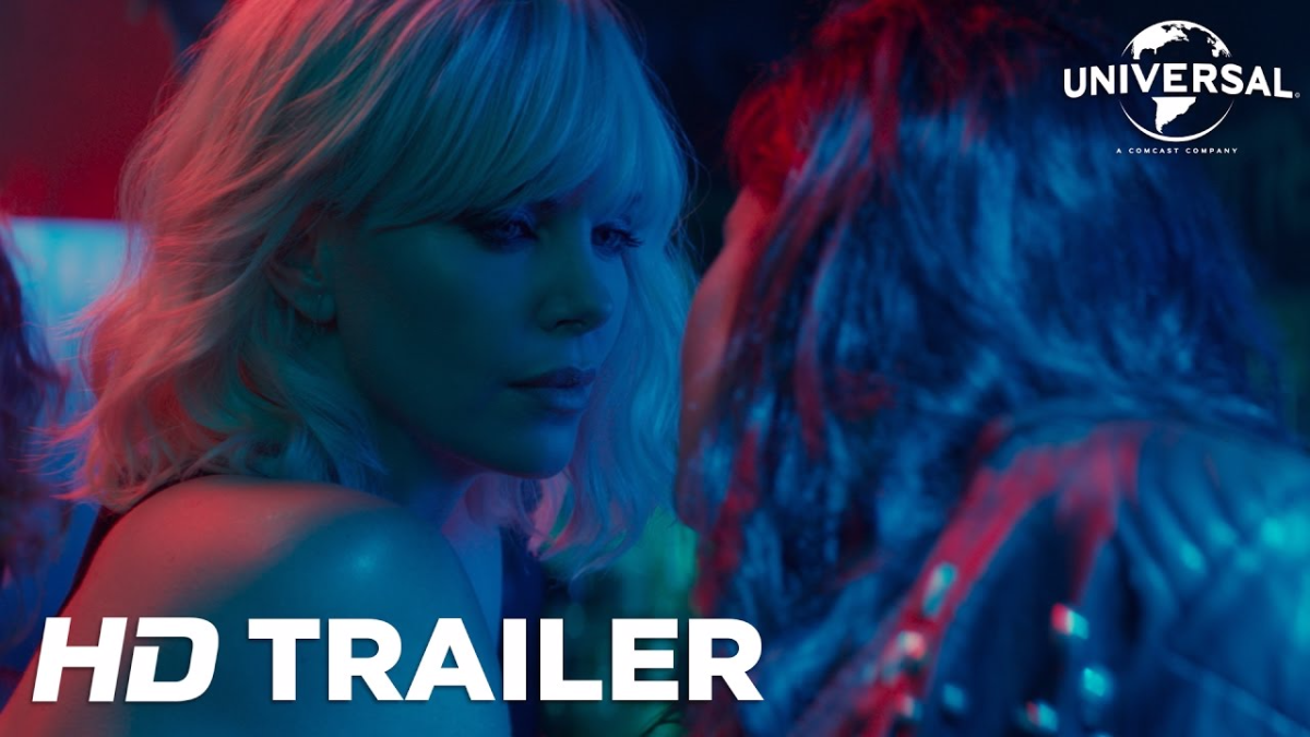 Atomic Blonde - Tráiler