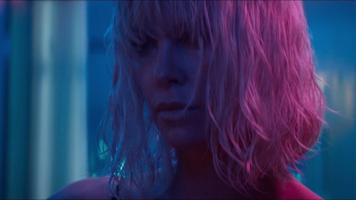 Atomic Blonde - Teaser 2