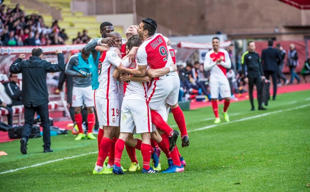 Mónaco es el líder de la Ligue 1 con 68 puntos.