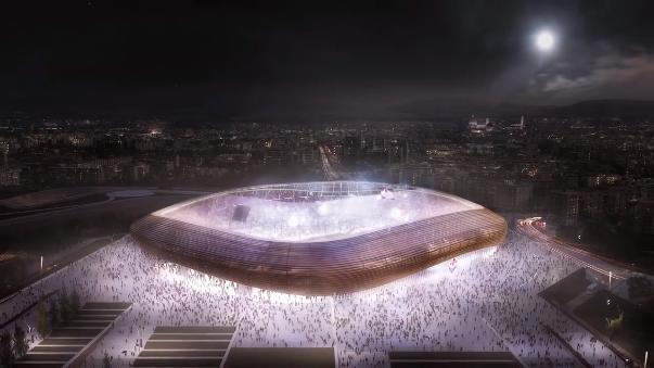 Revisa aquí el video que presentó la Fiorentina para dar a conocer su nuevo estadio.