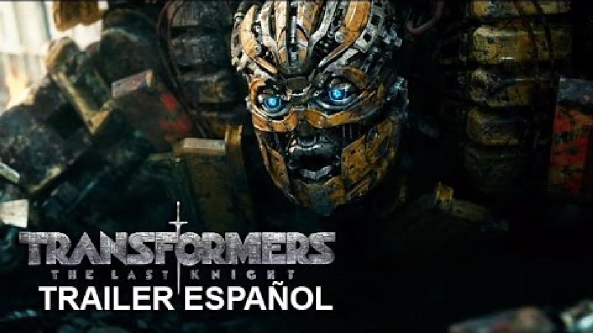 Transformers: El Último Caballero - Tráiler