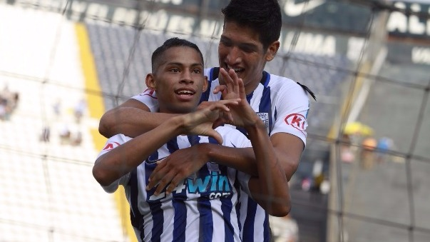 Revisa aquí todos los goles de la gran victoria de Alianza por 7-2 a Juan Aurich.