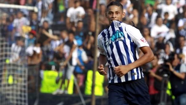 Kevin Quevedo hizo las divisiones inferiores en Universitario de Deportes.