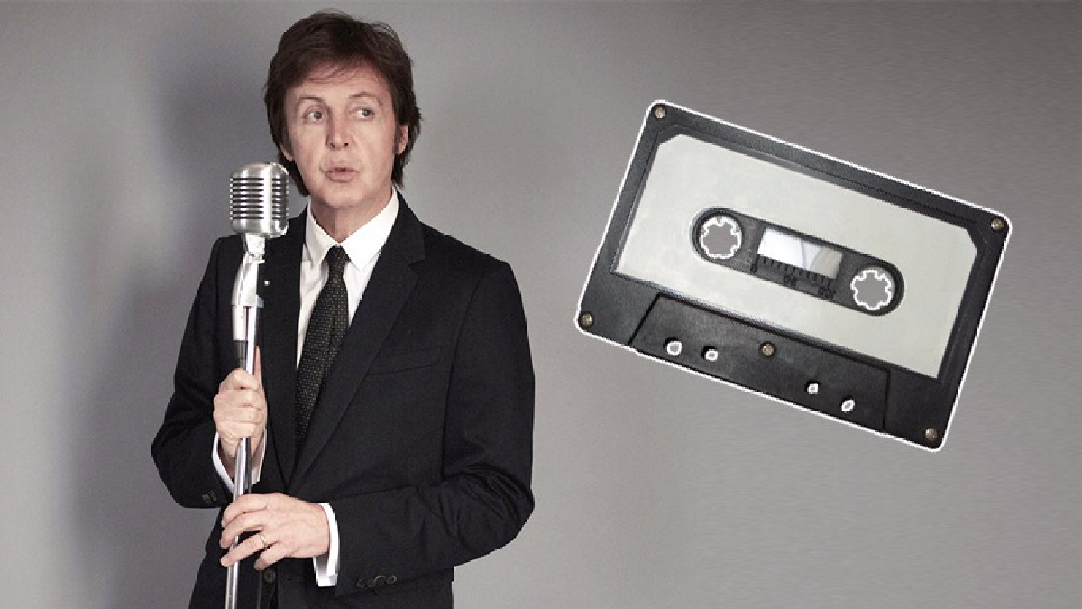 Paul McCartney prepara lanzamiento de demos en cassette.