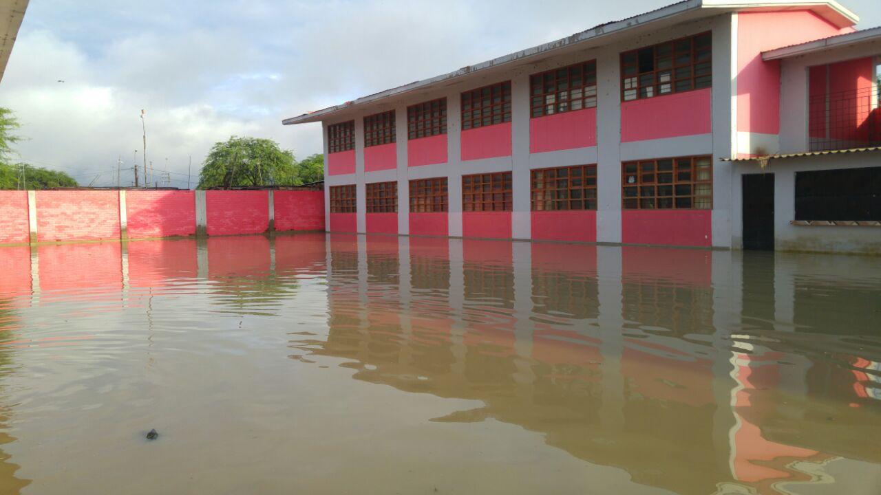 Las escuelas de Piura empezarán la próxima semana, conforme se rehabiliten los centros educativos.