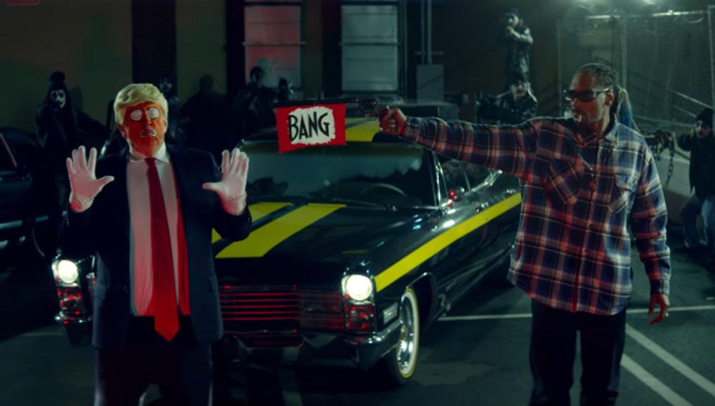 Snoop Dogg provocó una fuerte controversia con su último video