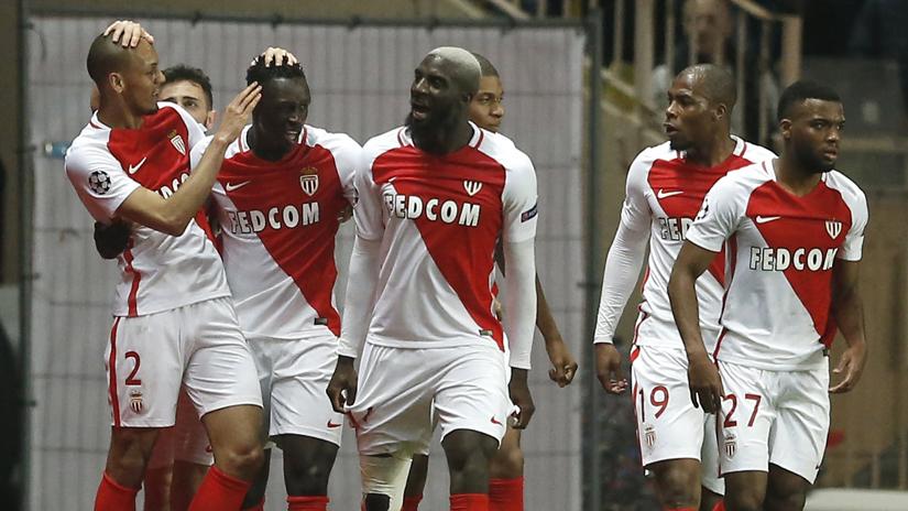 Bakayoko anotó el gol de la clasificación de Mónaco.