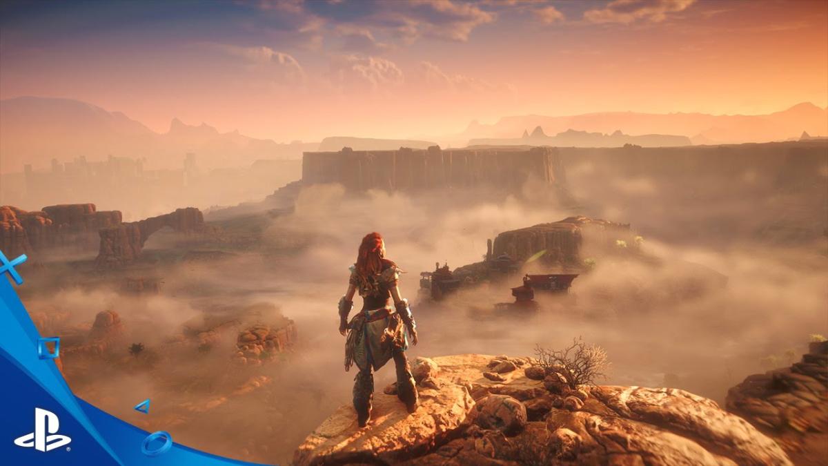 En este video se puede ver el gameplay de Horizon Zero Dawn.