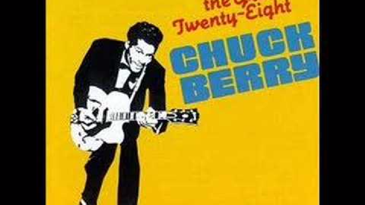 Chuck Berry - School Days