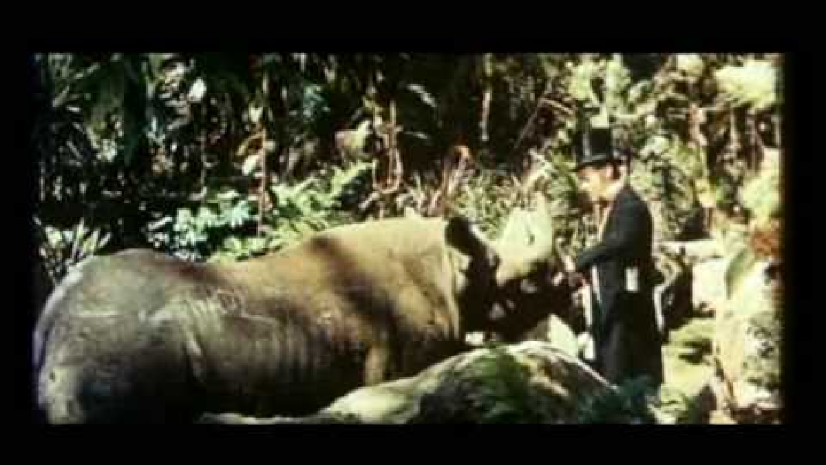 Mr Doctor Dolittle - Tráiler (1967)