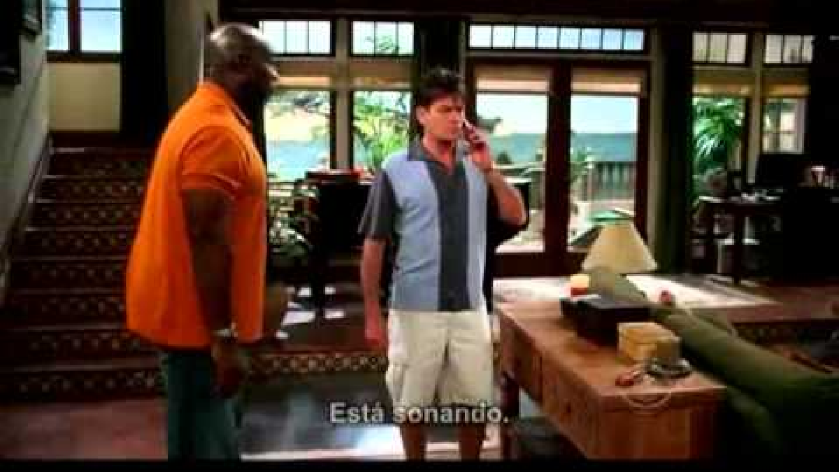 Two And a Half Men - Grandes Momentos