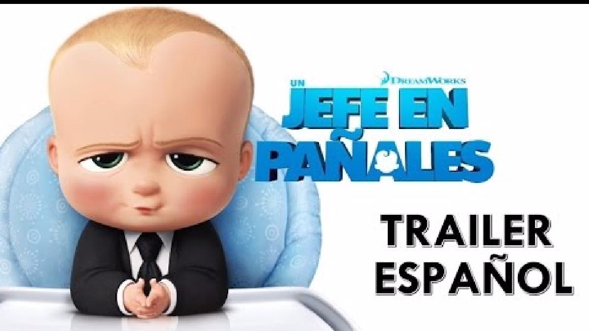 Un Jefe En Pañales - Trailer