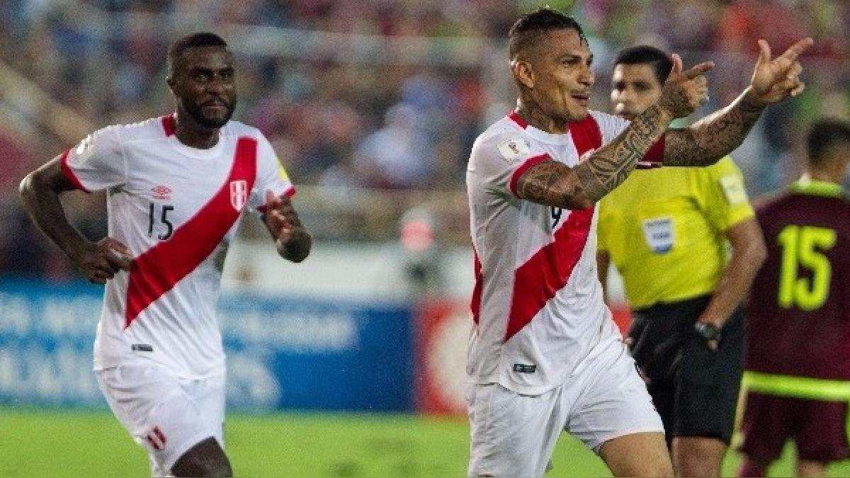 Revisa todos los goles del Venezuela 2-2 Perú.
