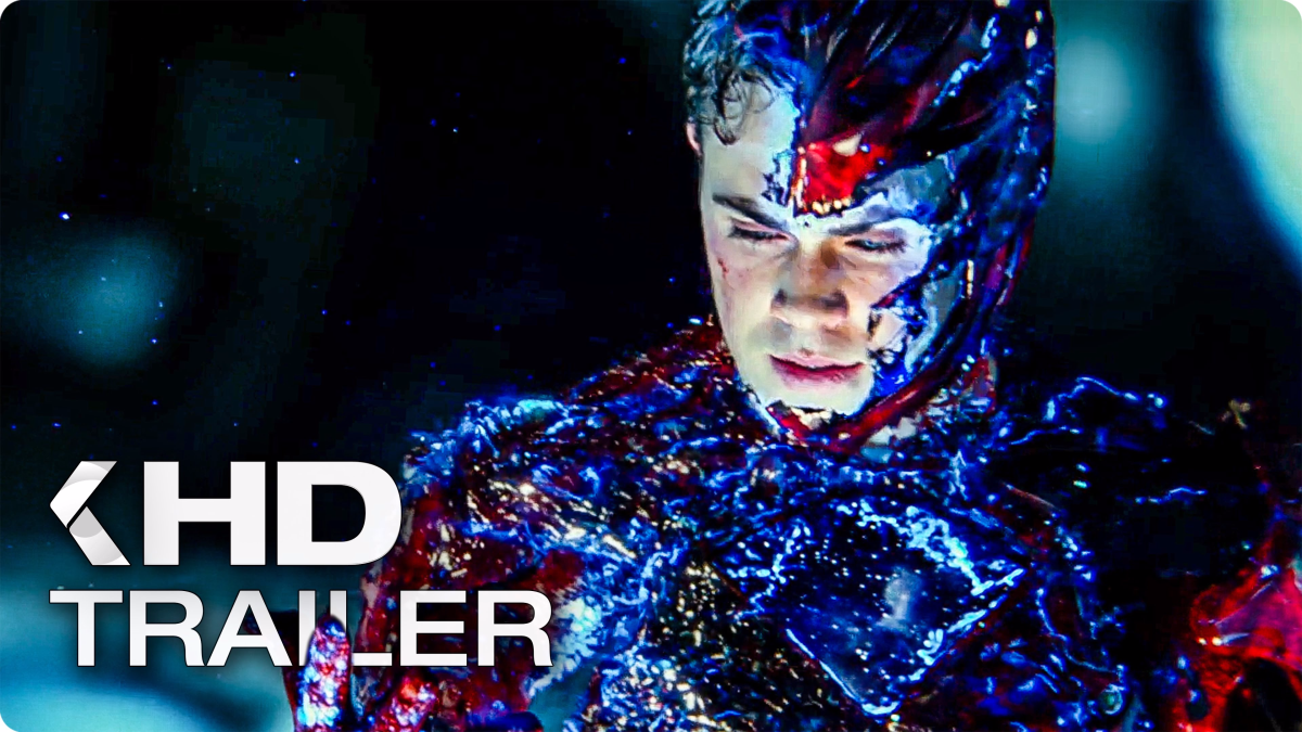 Power Rangers - Tráiler