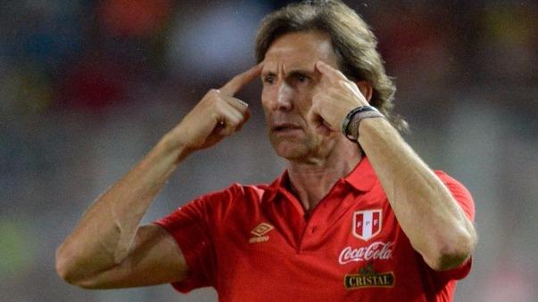 Ricardo Gareca mencionó que aún se puede clasificar a Rusia 2018 en la conferencia de prensa que se realizó tras el partido.