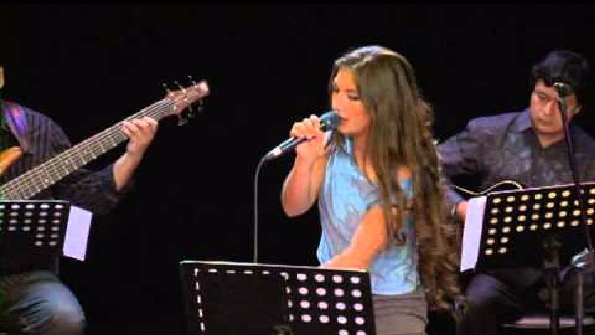 Magaly Solier en concierto