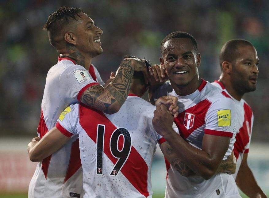 La Selección Peruana se ubica en el octavo lugar con 15 puntos.