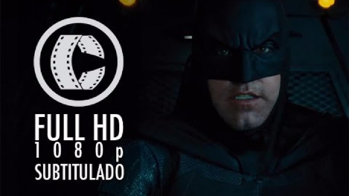 El tráiler subtitulado - Justice League